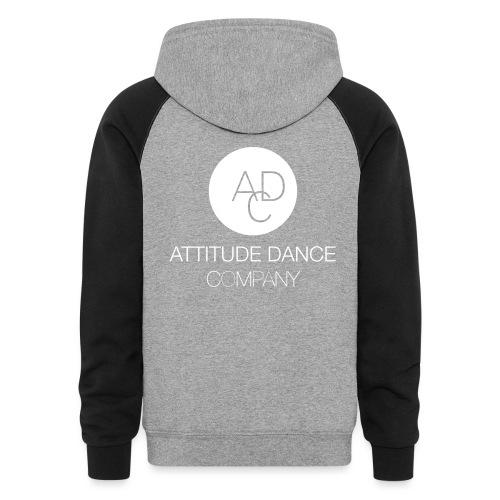 ADC Logo - Colorblock Hoodie