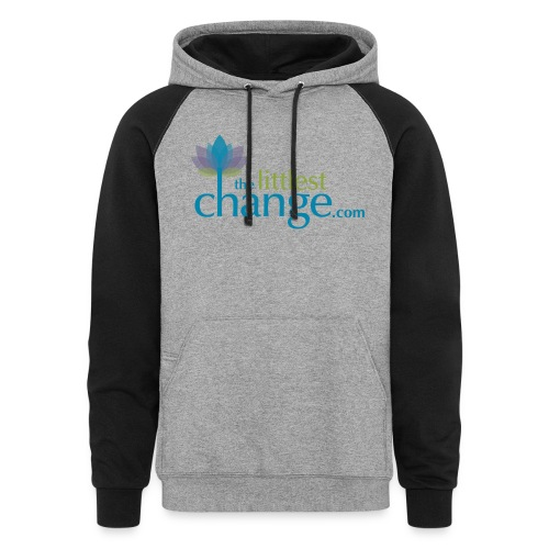 Anything is Possible - Colorblock Hoodie