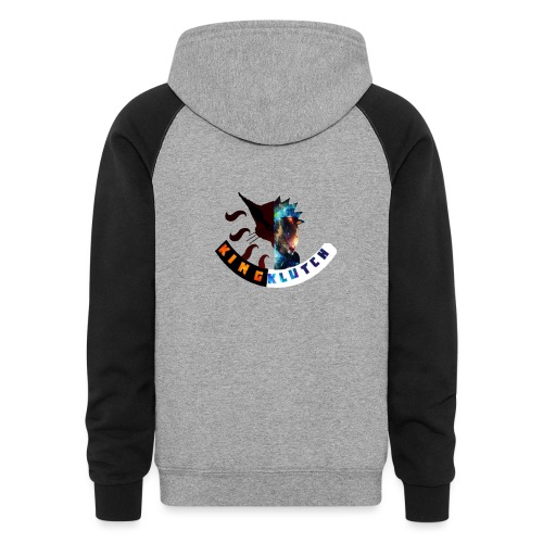 so smexy gif - Unisex Colorblock Hoodie