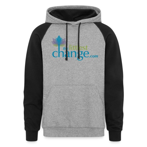 Anything is Possible - Unisex Colorblock Hoodie