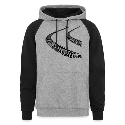 Cone Killer Women's T-Shirts - Unisex Colorblock Hoodie