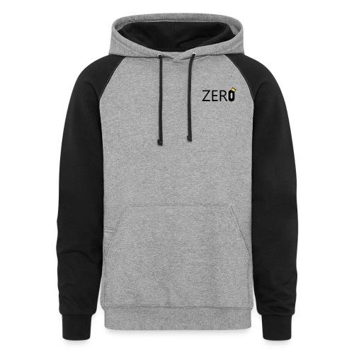 ZERO - Unisex Colorblock Hoodie