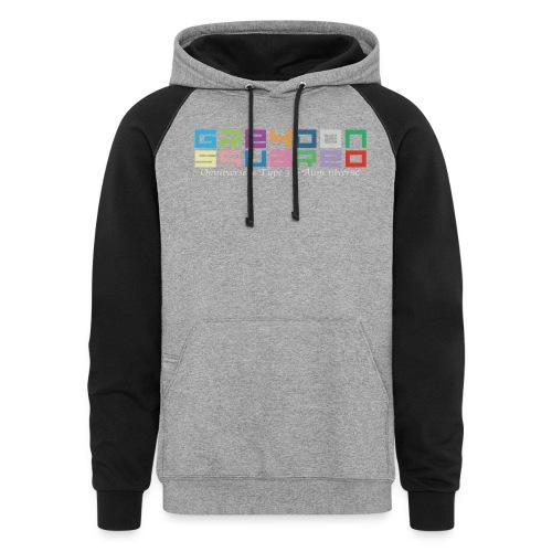 Greydon Square Colorful Tshirt Type 3 - Unisex Colorblock Hoodie