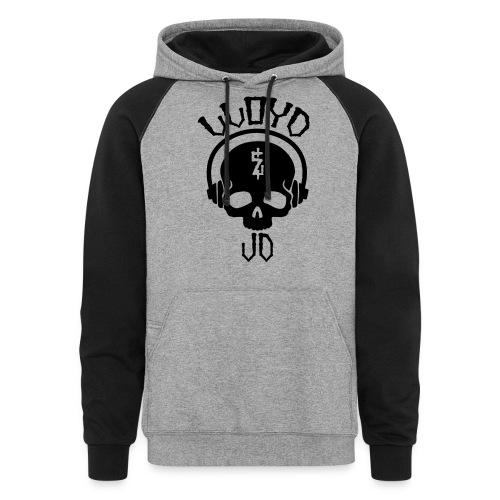 Lloyd JD Logo - Colorblock Hoodie
