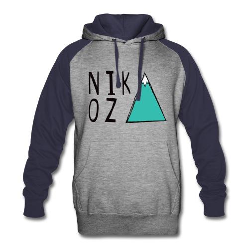 Nikoz - Colorblock Hoodie