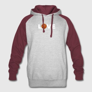 Hoops Basketball - Colorblock Hoodie