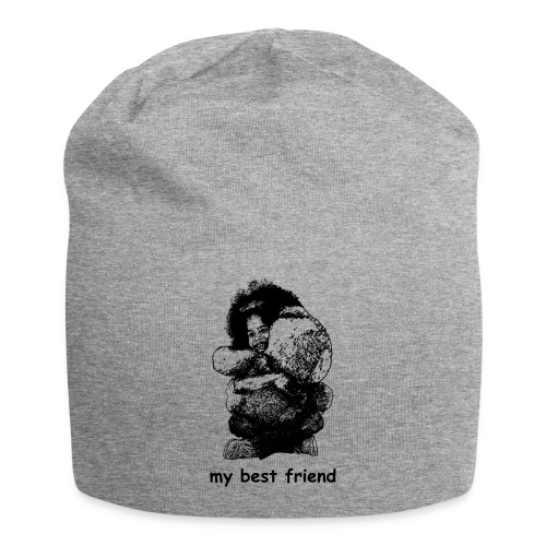 My best friend (girl) - Jersey Beanie