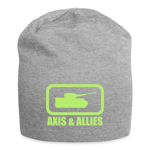 Tank Logo with Axis & Allies text - Multi-color - Jersey Beanie