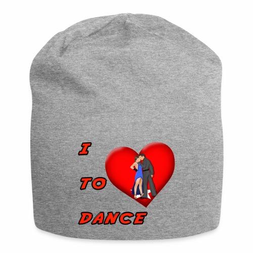 I Heart Dance - Jersey Beanie