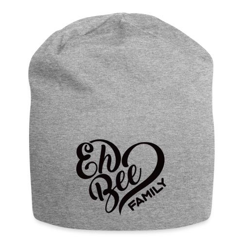 EhBeeBlackLRG - Jersey Beanie