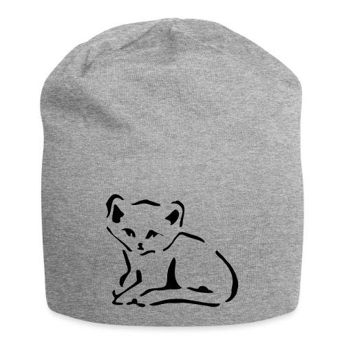 Kitty Cat - Jersey Beanie