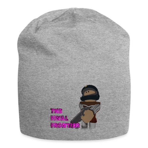 The Final Frontier - Jersey Beanie