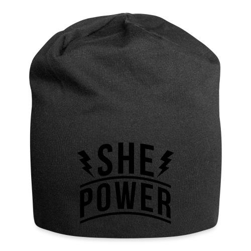 She Power - Jersey Beanie