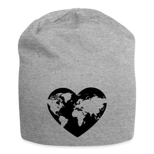 Earth Love - Jersey Beanie