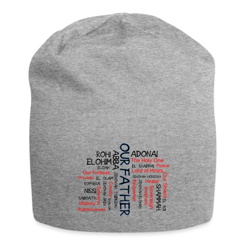 Names of God - Jersey Beanie