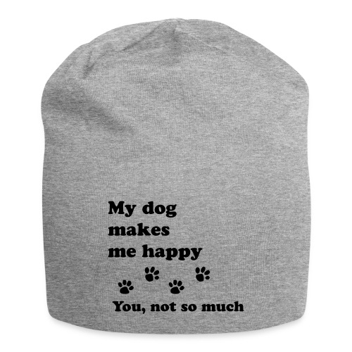 love dog 2 - Jersey Beanie