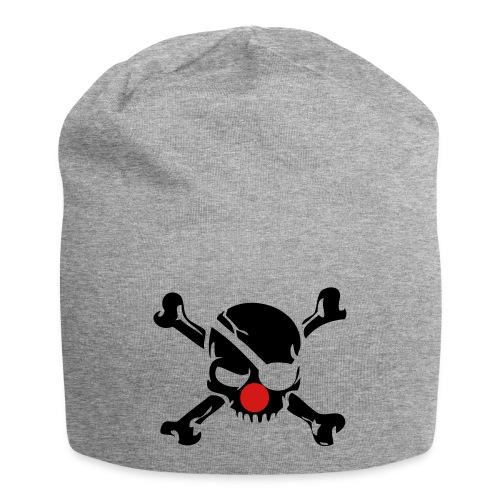 Clown Jolly Roger Pirate - Jersey Beanie