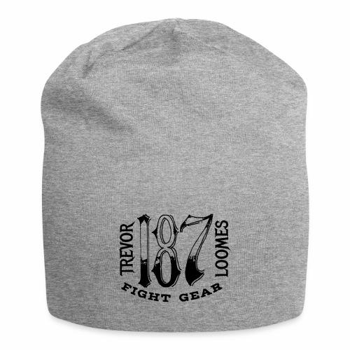 Trevor Loomes 187 Fight Gear Street Wear Logo - Jersey Beanie