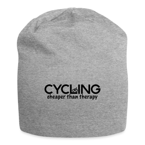 Cycling Cheaper Therapy - Jersey Beanie