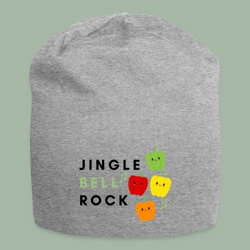Jingle Bell Rock - Jersey Beanie