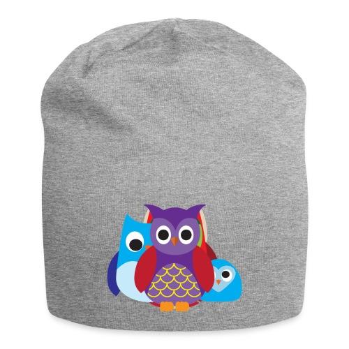 Cute Owls Eyes - Jersey Beanie