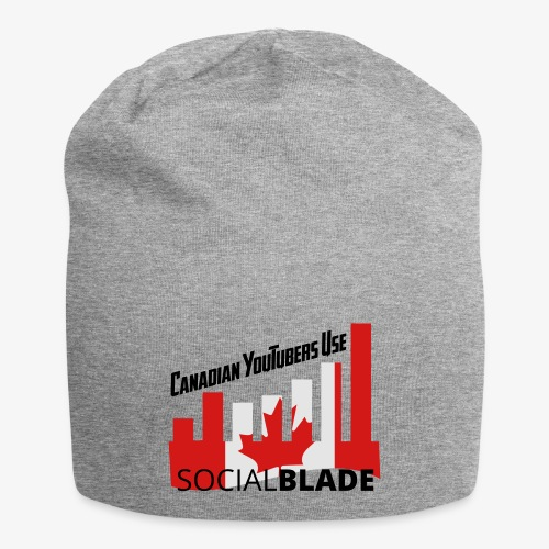 Canadian YouTubers - Jersey Beanie