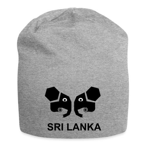 Elephants of Sri Lanka - Jersey Beanie
