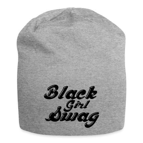 Black Girl Swag T-Shirt - Jersey Beanie