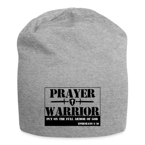 Prayer warrior - Jersey Beanie
