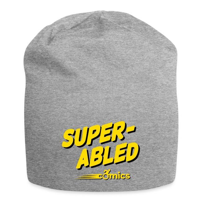 Super-Abled Comics - yellow/black