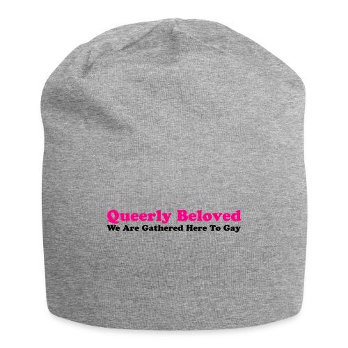 Queerly Beloved - Mug - Jersey Beanie