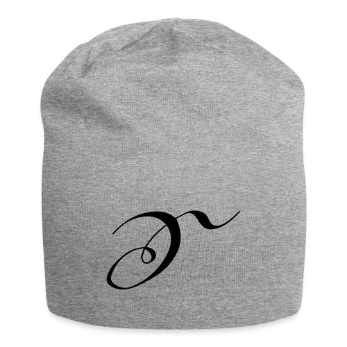 Letter S - Jersey Beanie