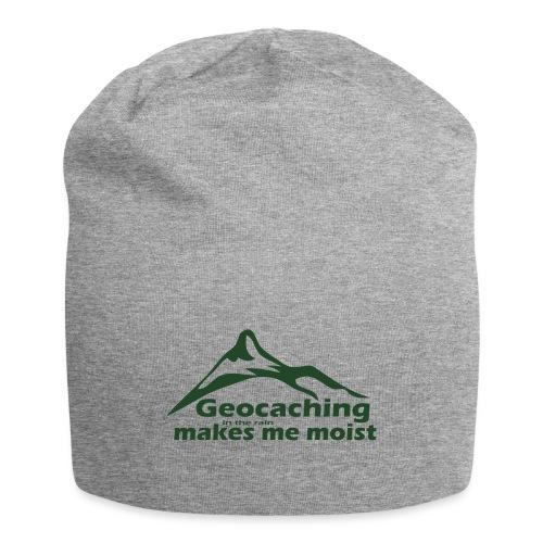 Geocaching in the Rain - Jersey Beanie