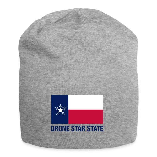 Drone Star State - Long Sleeve - Jersey Beanie