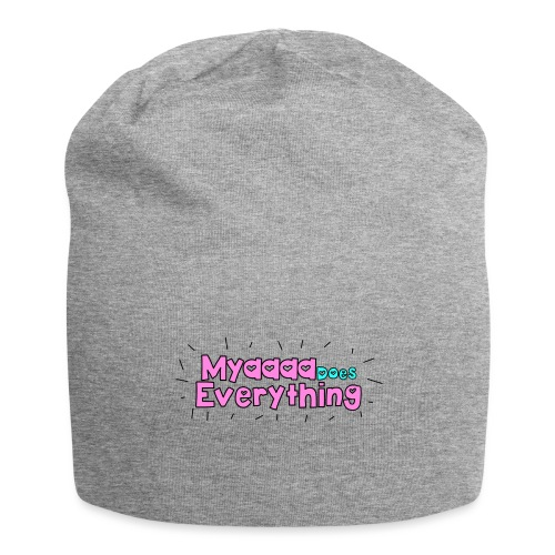 MyaDoesEverything- Kids Edition - Jersey Beanie