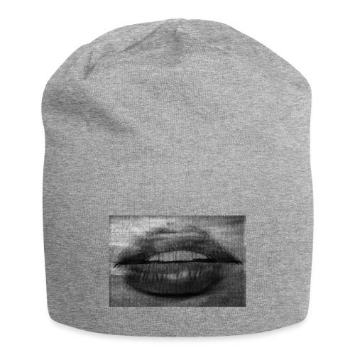 Blurry Lips - Jersey Beanie