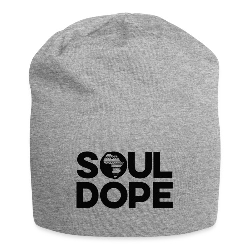 souldope Black Logo - Jersey Beanie