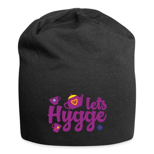 Lets Hygge - Jersey Beanie