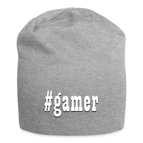 Perfection for any gamer - Jersey Beanie