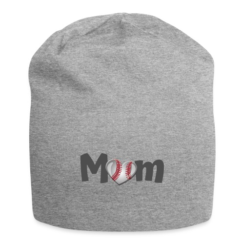 Baseball Mom - Jersey Beanie