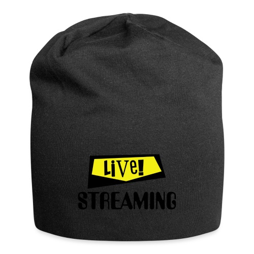 Live Streaming - Jersey Beanie