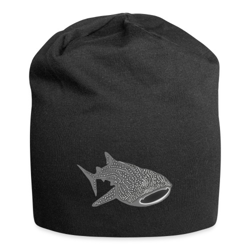 save the whale shark sharks fish dive diver diving - Jersey Beanie
