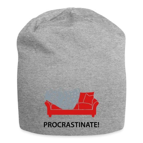 Dalek Procrastinate - Jersey Beanie