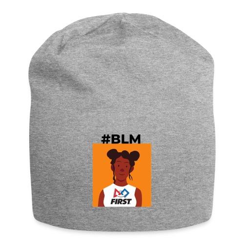 #BLM FIRST Girl Supporter - Jersey Beanie