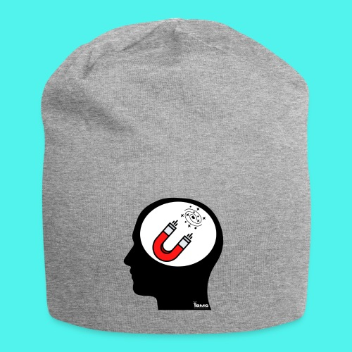BMG- Attraction Law Mindset Collection - Jersey Beanie