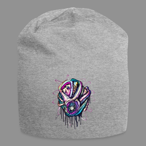 The Virus of Disinformation - Jersey Beanie