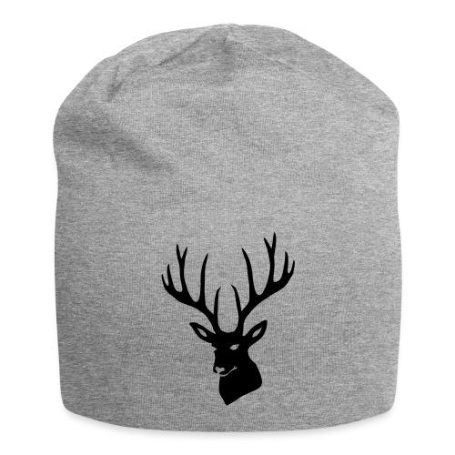 stag night deer buck antler hart cervine elk - Jersey Beanie