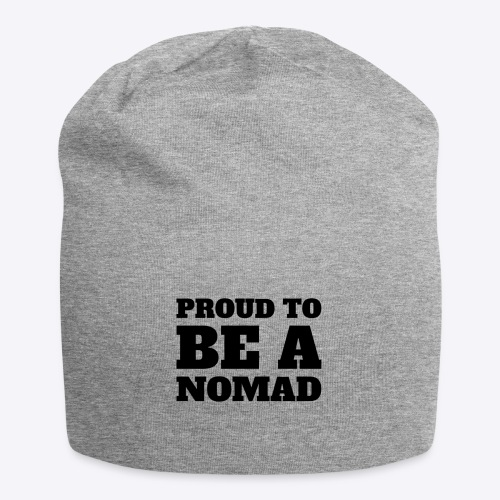 Proud to BE A Nomad - Jersey Beanie