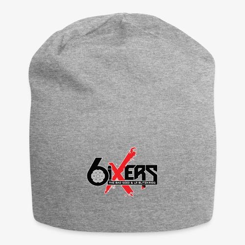 6ixersLogo - Jersey Beanie
