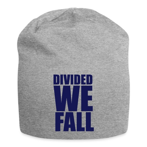DIVIDED WE FALL - Jersey Beanie